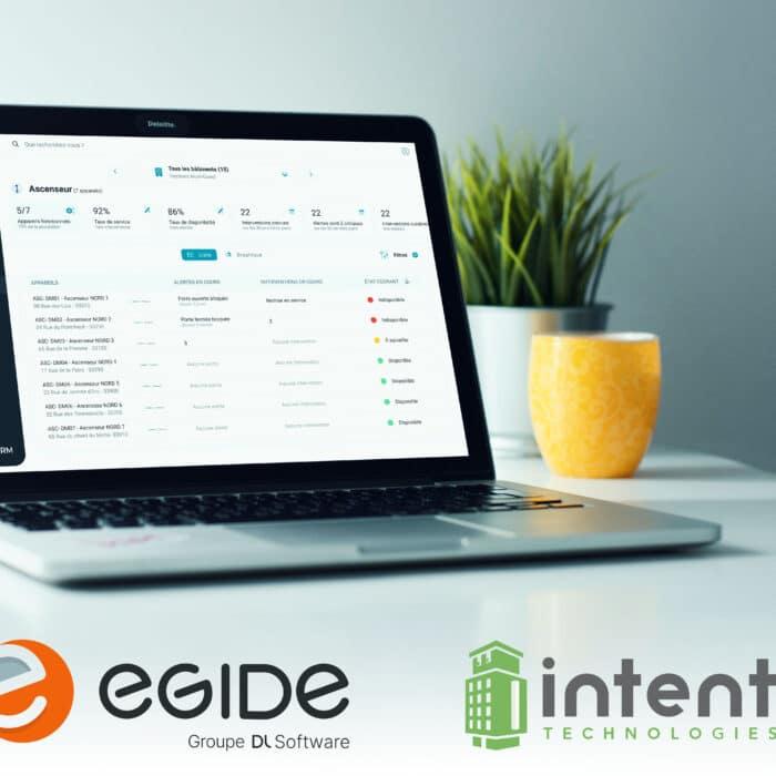 Egide Informatique signe un partenariat de distribution avec Intent Technologies